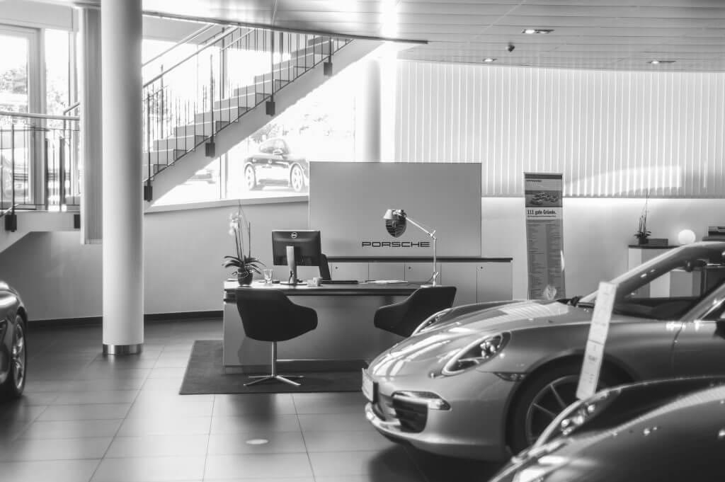 Bestens beraten: Neuwagenkauf im Porsche Zentrum