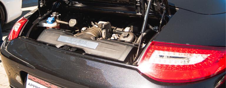 Fortschritt bei der Lebensdauer von Porsche Motoren: X51-Motor im Elfer